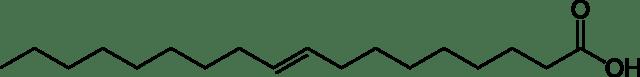 trans fat, Elaidic acid, skeletal